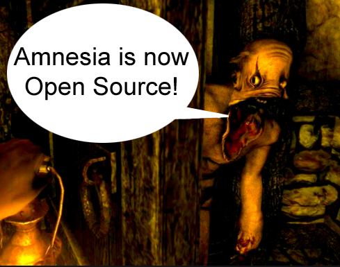 Amnesia is now open source!